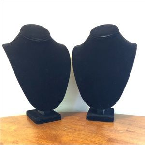 2 piece Jewelry Display Stands